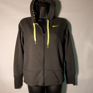 Nike Dri Fit Women's AXS Zip Up Hoodie